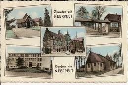 Groeten Uit Neerpelt  (5 Zichten) - Neerpelt