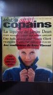 Salut Les Copains N°5 - Décembre 1962 - James Dean - Richard Cliff - Petula Clark - Françoise Hardy - Spécial Noel - People
