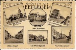 Groeten Uit Eernegem (6 Zichten) - Ichtegem