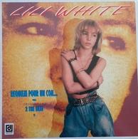 """Lili White / Serge Gainsbourg  """"  Requiem Pour Un Con...  """" - 45 Rpm - Maxi-Single"""