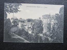 AK RAABS A.d.Thaya WT 1910 ///  D*32935 - Raabs An Der Thaya