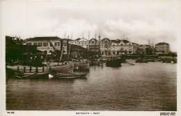 Liban - Beyrouth - Port - Edit. Sarrafian N° 29 - Liban