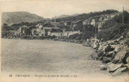 France - 13 - L' Estaque - Vue Prise De La Route De Marseille - France