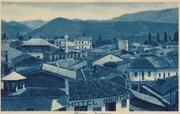 CARTOLINA - POSTCARD - ALBANIA - ELBASAN - PANORAMA - Albania