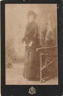 Photo N° 12 - Monogramme - Portrait Femme -  Format 11 X 16 Cm - Fotos