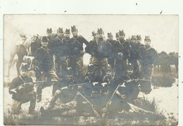 Leopoldsburg Kamp Van Beverloo- Fotokaart Soldaten- Verzonden 1908 - Leopoldsburg (Kamp Van Beverloo)