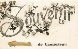 Rouvroy  - Fantaisie - Souvenir De Lamorteau - Rouvroy
