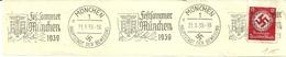 "DR, Sonderstempel ""Festsommer München 1939"" - Germany"