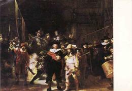 Rijksmuseum Amsterdam, Rembrandt, The Nightwatch- After Restauration In 1976, Used - Peintures & Tableaux