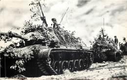 Militaria - Char Patton - Equipment