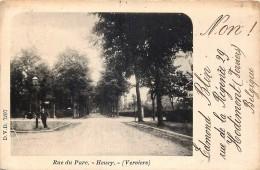 Verviers - Heusy - Rue Du Parc - D.V.D. N° 7207 - Verviers