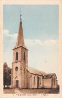 21 - COTE D'OR / Villiers Le Duc - 2110985 - L'église - France
