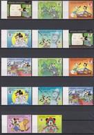 2302  WALT DISNEY   GRENADA GRENADINES  ( Phila Korea '94  ) And 65 Th Anniversary Of Mickey Mouse . - Disney