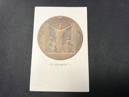 «Je Vous Garde!» 1923 - Devotion Images