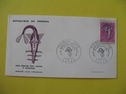 FDC  1967    Haute-Volta   -  Ouagadougou     à Voir - Haute-Volta (1958-1984)