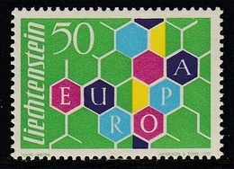 Liechtenstein 1960 - Europa/CEPT - MI 398 ** MNH - Liechtenstein