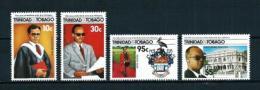 Trinidad Y Tobago  Nº Yvert  551/4  En Nuevo - Trinidad Y Tobago (1962-...)