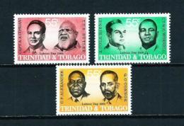 Trinidad Y Tobago  Nº Yvert  519/21  En Nuevo - Trinidad Y Tobago (1962-...)