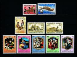 Trinidad Y Tobago  Nº Yvert  272/3-275/7-278/82  En Nuevo - Trinidad Y Tobago (1962-...)