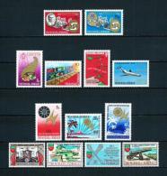 Trinidad Y Tobago  Nº Yvert  247/8-249/52-256/8-259/62  En Nuevo - Trinidad Y Tobago (1962-...)