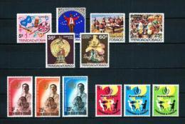Trinidad Y Tobago  Nº Yvert  214/9-220/2-223/5  En Nuevo - Trinidad Y Tobago (1962-...)