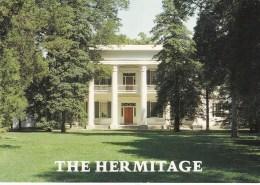 The Hermitage, Home Of 7th President, Nashville, Tennessee, Unused - Nashville