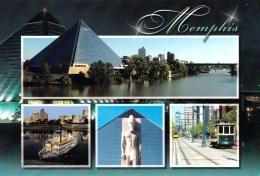 The Memphis Pyramid, Tennessee, Unused - Memphis
