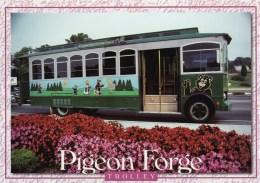 Pigeon Forge Trolley, Tennessee, Unused - United States