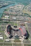 Adelphia Coliseum, Nashville, Tennessee, Unused - Nashville