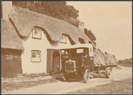 Great Western Railway Early Freight - British Rail Postcard - Trucks, Vans &  Lorries
