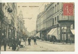59 - DOUAI / RUE DE BELLAIN (D.F. 53) - Douai