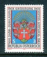 ÖSTERREICH Mi.Nr. 1737 900 Jahre Stift Göttweig - MNH - 1945-.... 2a Repubblica