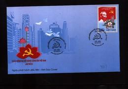 Vietnam 2011 Vietnamese Communist Party FDC - Vietnam