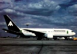 Boeing B 767 - 27E(ER) - Aeromaritime - 1946-....: Moderne