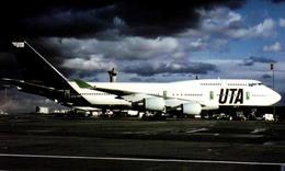 Boeing B 747 - 4B3 - UTA - 1946-....: Moderne