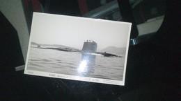 Photo De Bateau - RUBIS Sous Marin Nucléaire D'attaque - Bateaux