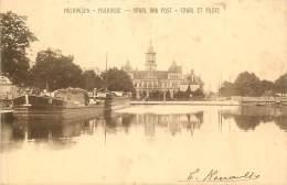 France - 68 - Mulhouse - Canal Et Poste - Mulhouse
