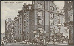 Thornhill Road, Barnsbury, London In C.1906 - Repro Postcard - London Suburbs