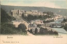 Vallée De La Semois - Nels Série 40 N° 140 - Bouillon - Le Château-Fort - Couleurs - Bouillon