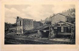 France - Guerre 14/18 - 55 - Station - Deutsch - Montmedy - Montmedy