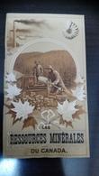 Les Ressources Minérales Du Canada Expo Universelle Paris 1900 - Vieux Papiers