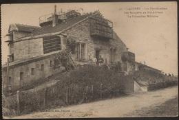 CPA France - Langres - Les Fortifications - Les Remparts Au Nord-Ouest - Le Colombier Militaire (Ed. Mongiu) - PostCard - Langres