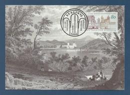 BRD 1993  Mi.Nr. 1671 , 900 Jahre Benediktinerabteien - Limitierte  Auflage Maximum Card - Ausgabetag 15.04.1993 - Maximum Cards