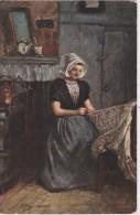 Bq - Cpa Illustrée Tuck Oilette - Dutch Cottage Homes - Tuck, Raphael