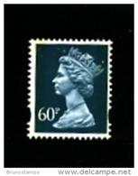 GREAT BRITAIN - 1994  MACHIN  60p. 2B LITHO MINT NH  SG Y1784 - 1952-.... (Elisabeth II.)