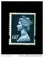 GREAT BRITAIN - 1994  MACHIN  60p. 2B LITHO MINT NH  SG Y1784 - Machins