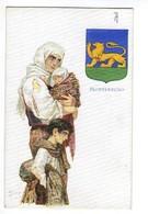 Guerre Europeenne De 1914 1919 Edition Patriotique S Solomko Les Nations  Martyres Montenegro - Guerra 1914-18