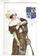 Guerre Europeenne De 1914 1919 Edition Patriotique S Solomko Les Provinces  Martyres Picardie - Guerra 1914-18