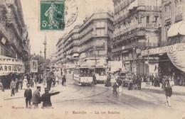 MARSEILLE 1 ER - BOUCHES DU RHÔNE  -  (13)  - CPA TRÈS ANIMÉE. - Marseille