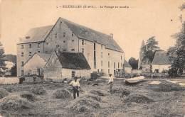 Ecluzelles - Frankreich
